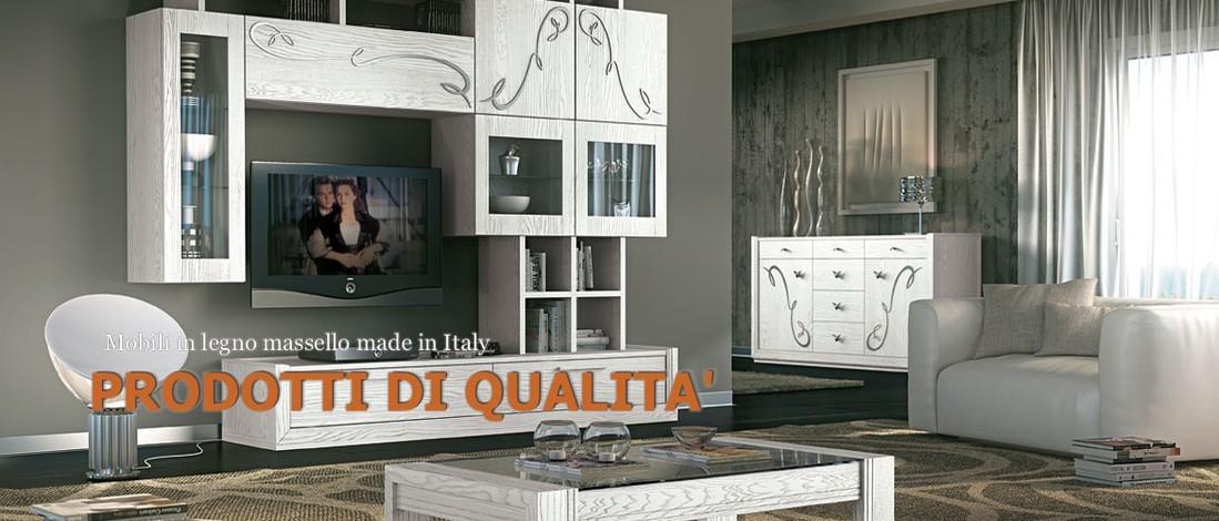Mobili Classici Made In Italy.Produzione Mobili Classici Arredamenti In Legno Tesini Luigi